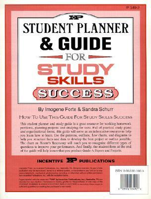 Student Planner & Guide for Study Skills Success als Taschenbuch