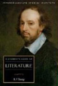 Students Guide to Literature: Literature Guide als Taschenbuch