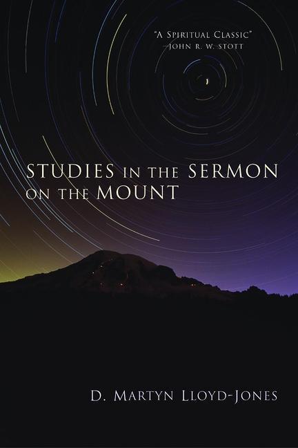 Studies in the Sermon on the Mount als Taschenbuch