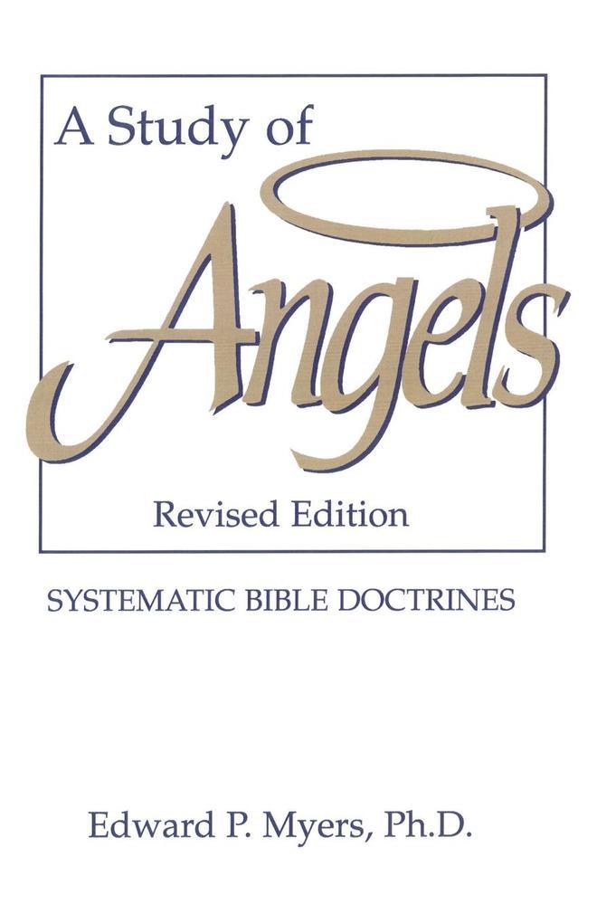 A Study of Angels als Taschenbuch