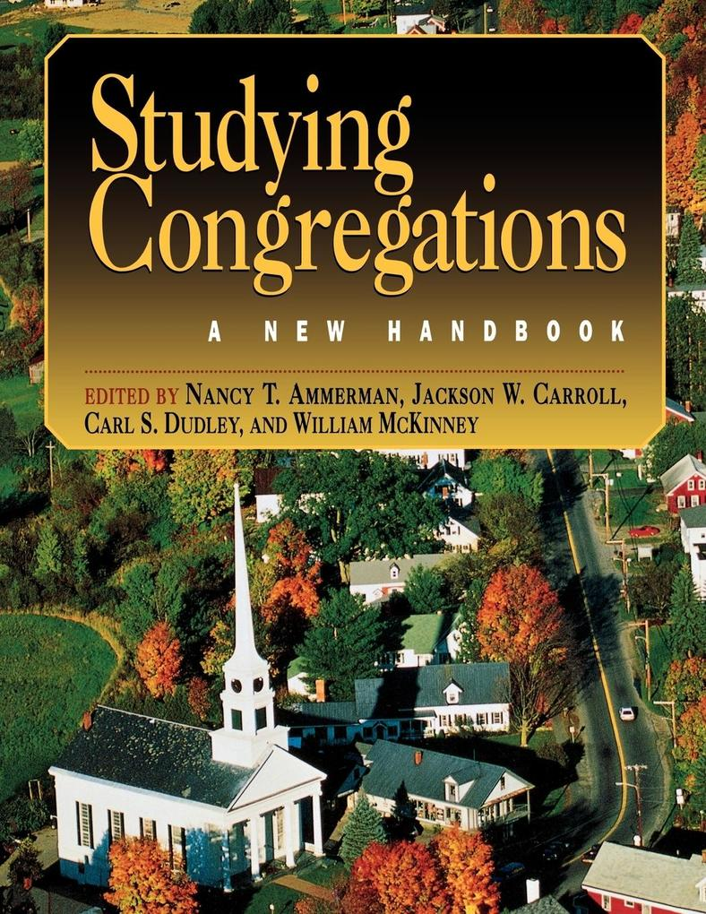 Studying Congregations als Buch