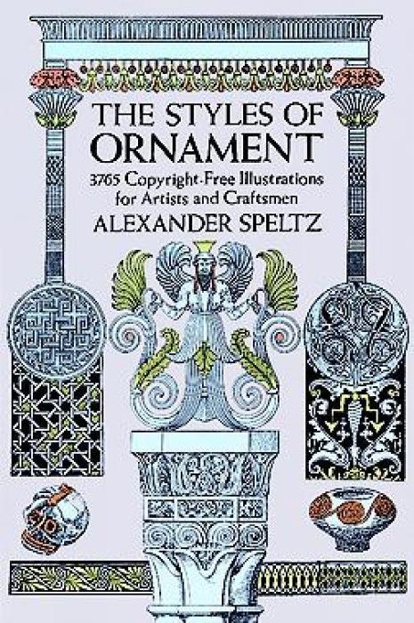 The Styles of Ornament als Taschenbuch