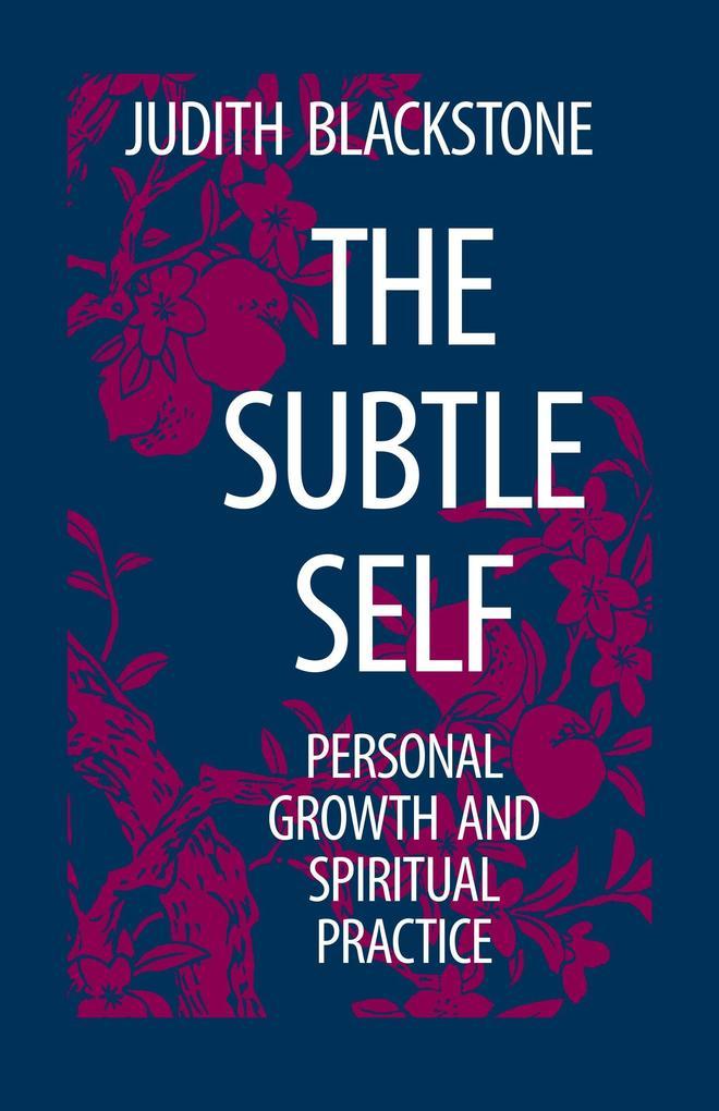 The Subtle Self als Taschenbuch