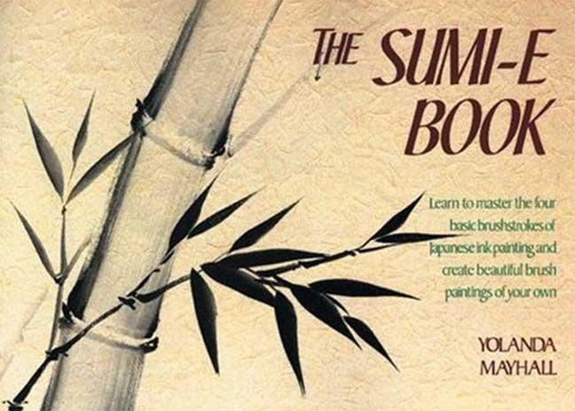 The Sumi-E Book als Taschenbuch