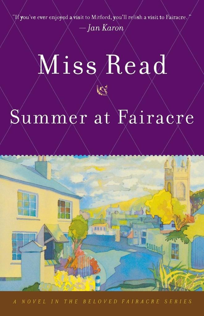 Summer at Fairacre als Taschenbuch