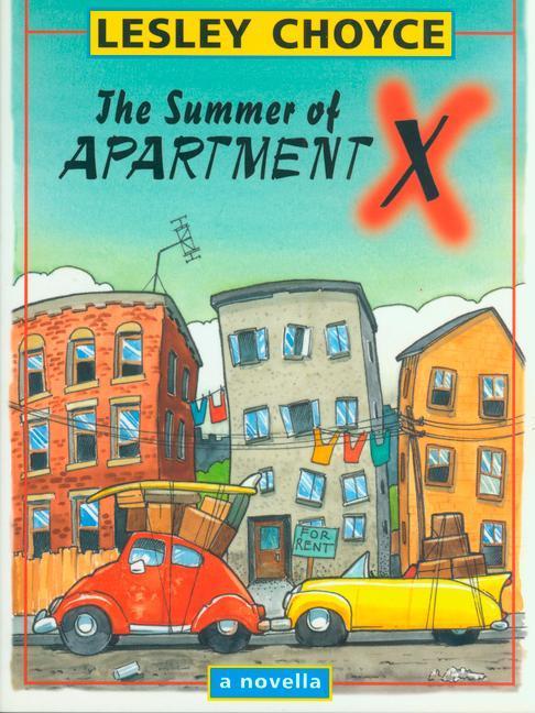 Summer of Apartment X als Taschenbuch