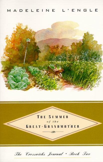 The Summer of the Great-Grandmother als Taschenbuch