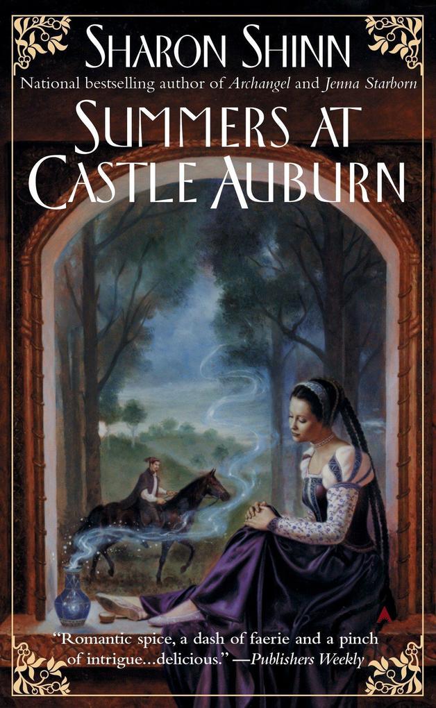 Summers at Castle Auburn als Taschenbuch