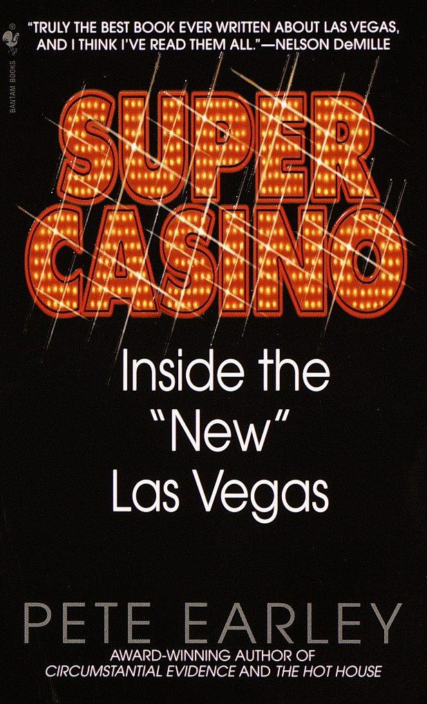 "Super Casino: Inside the ""New"" Las Vegas als Taschenbuch"