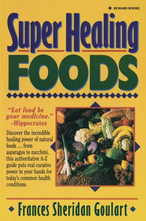 Super Healing Foods als Taschenbuch