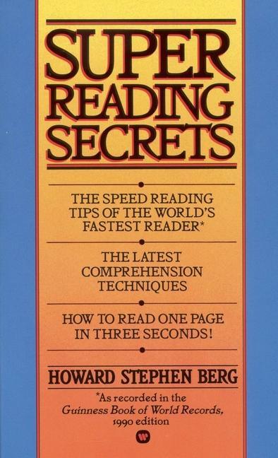 Super Reading Secrets als Taschenbuch