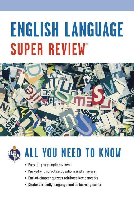 English Language Super Review als Taschenbuch