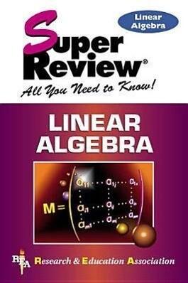 Linear Algebra Super Review als Taschenbuch