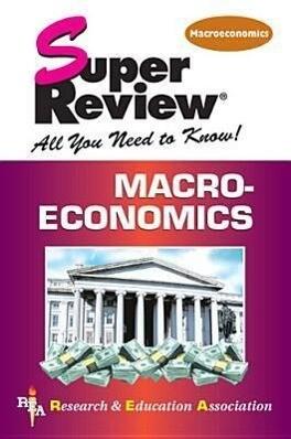 Macroeconomics Super Review als Taschenbuch