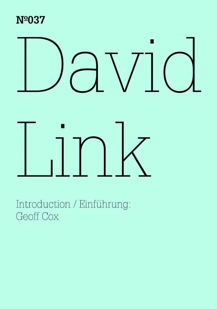 David Link als eBook