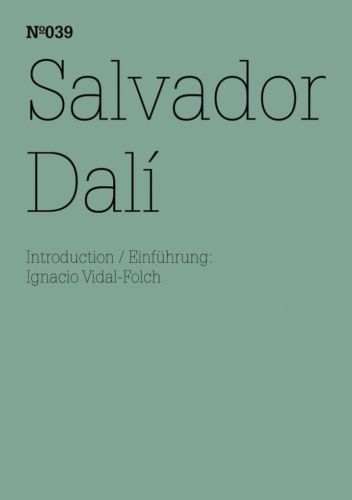 Salvador Dalí als eBook epub