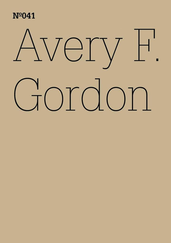 Avery F. Gordon als eBook