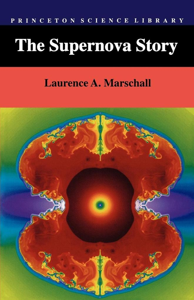 The Supernova Story als Taschenbuch
