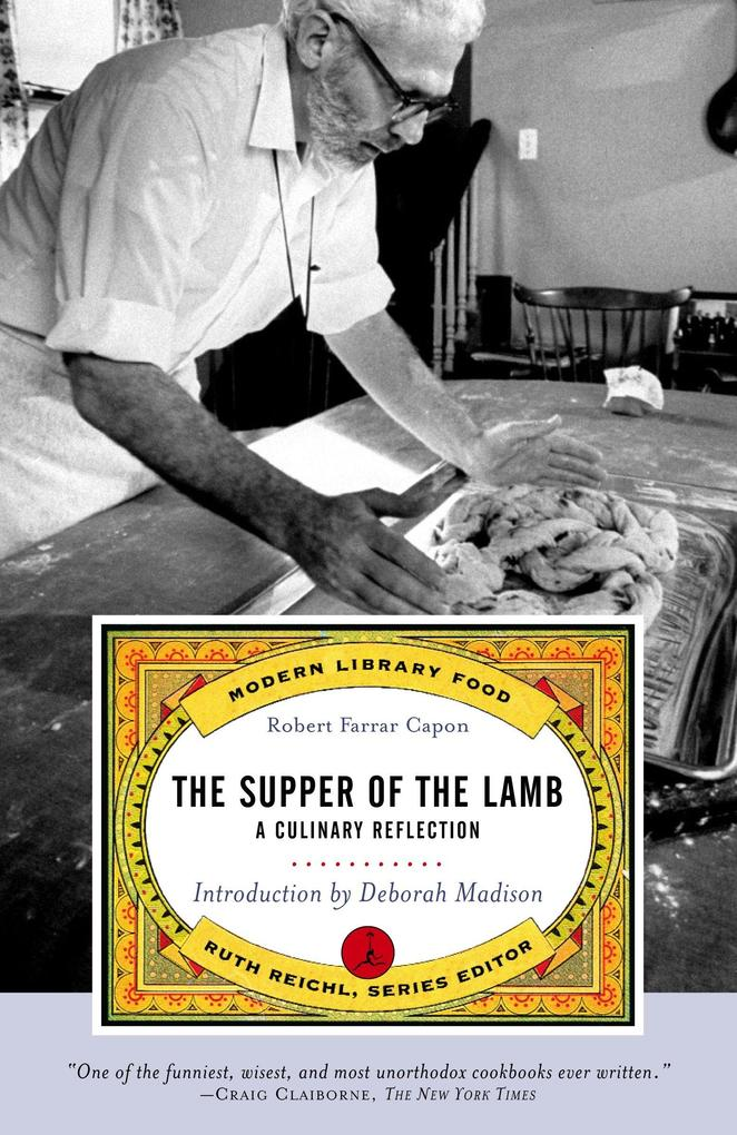 The Supper of the Lamb: A Culinary Reflection als Taschenbuch