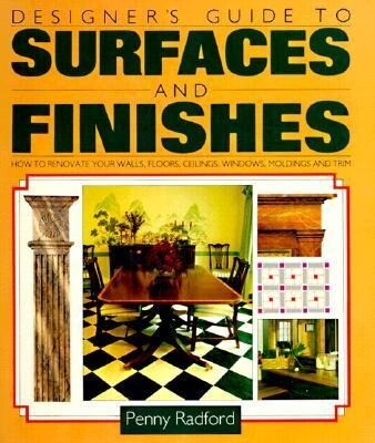 Designer's Guide to Surfaces and Finishes als Taschenbuch