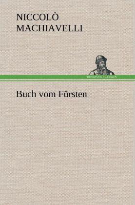 Buch vom Fürsten als Buch