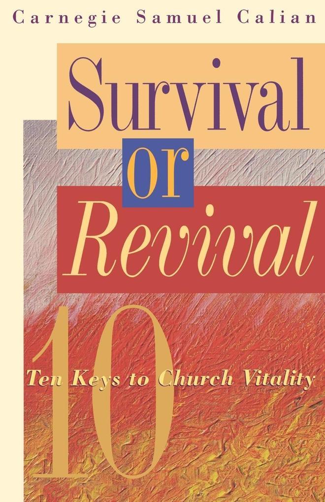 Survival or Revival als Taschenbuch