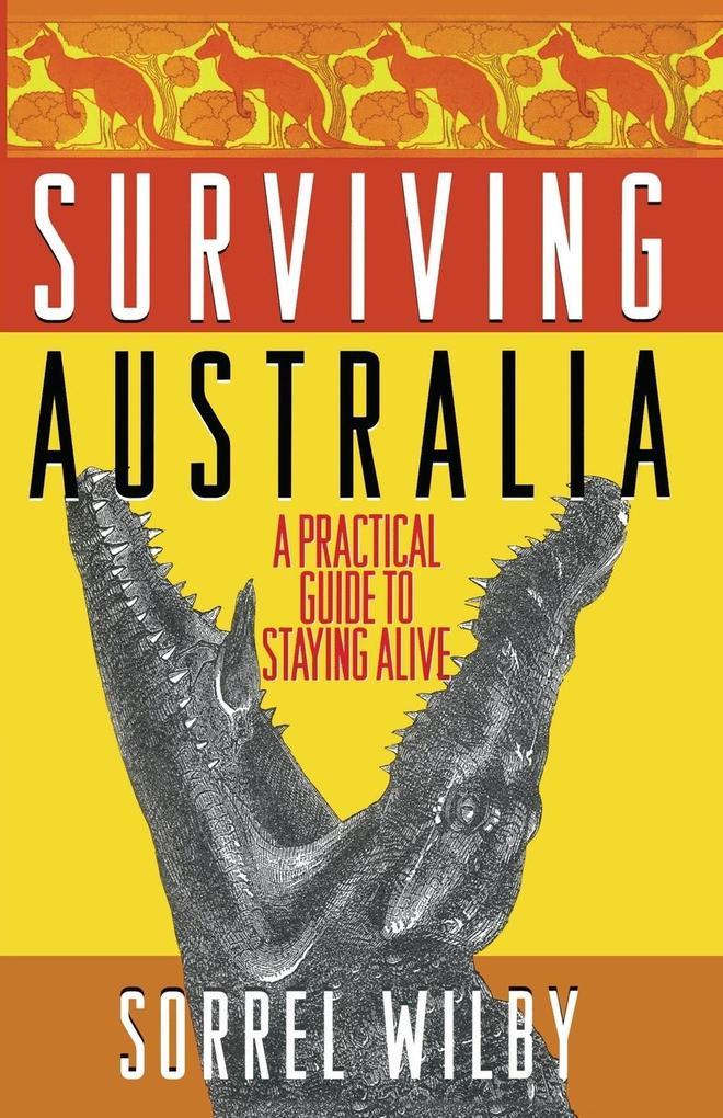 Surviving Australia als Buch