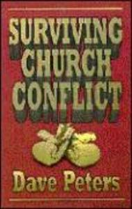 Surviving Church Conflict als Taschenbuch
