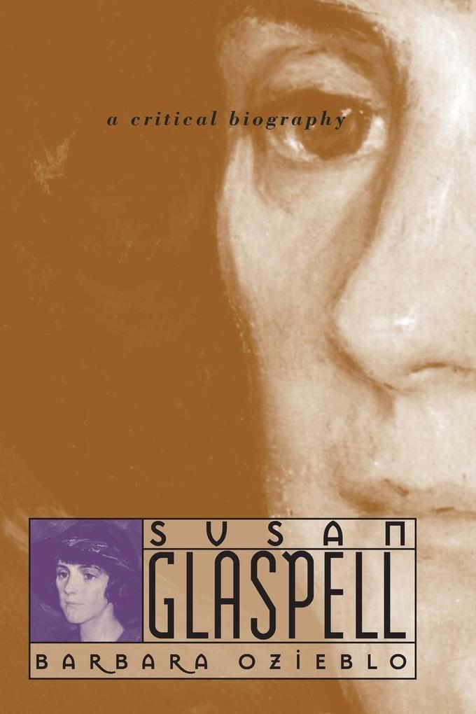Susan Glaspell als Taschenbuch