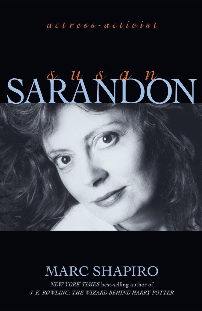Susan Sarandon: Actress-Activist als Buch