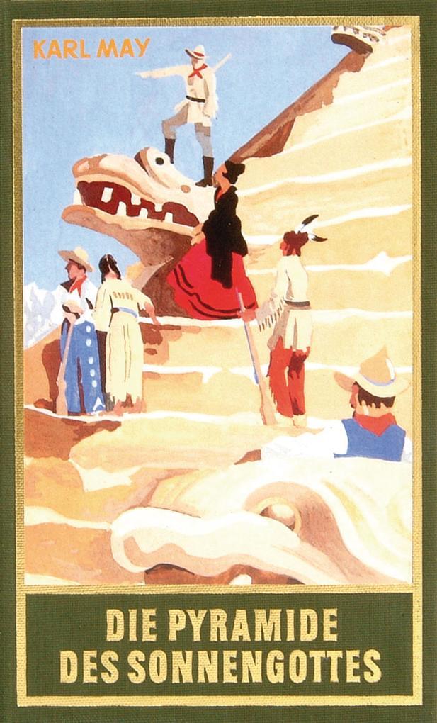 Die Pyramide des Sonnengottes als eBook