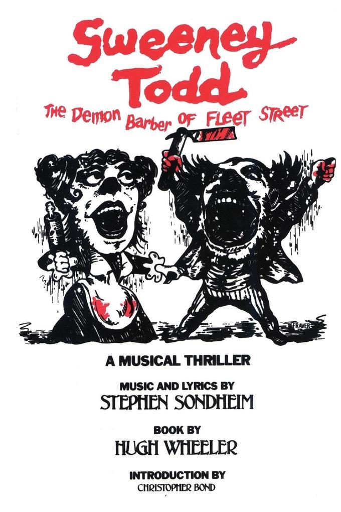 Sweeney Todd: The Demon Barber of Fleet Street als Taschenbuch