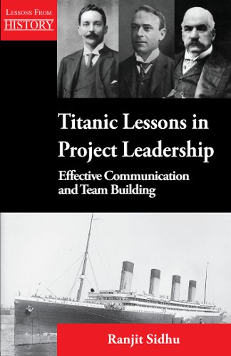 Titanic Lessons in Project Leadership als eBook...