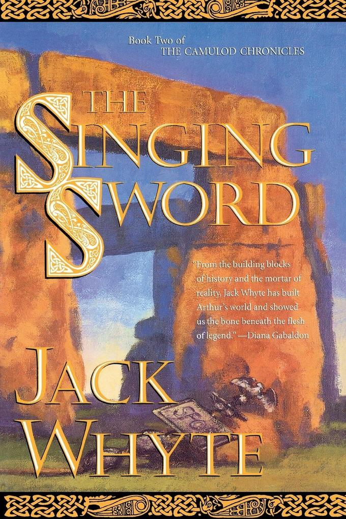 The Singing Sword: The Dream of Eagles, Volume 2 als Taschenbuch
