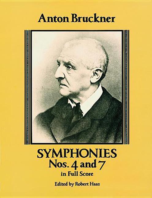 Symphonies Nos. 4 and 7 in Full Score als Taschenbuch