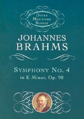 Symphony No. 4 in E Minor, Op. 98 als Taschenbuch