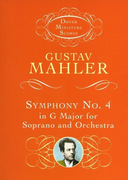 Symphony No. 4 in G Major for Soprano and Orchestra als Taschenbuch