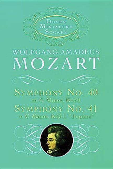 Symphonies Nos. 40 & 41 als Taschenbuch