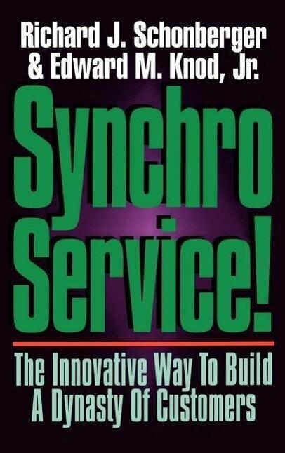 Synchroservice als Buch