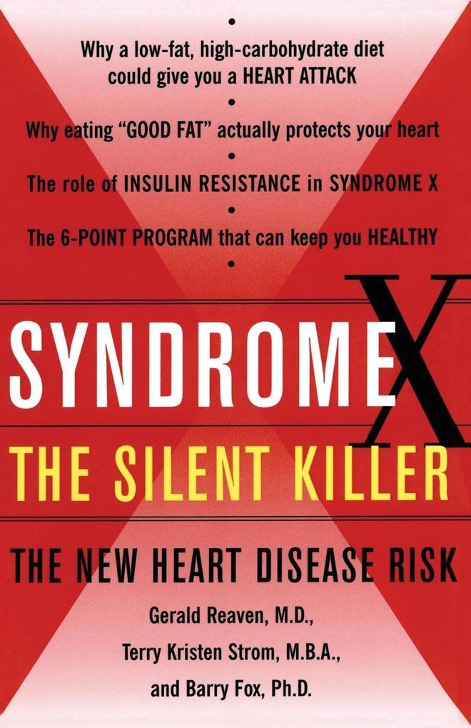 Syndrome X als Taschenbuch