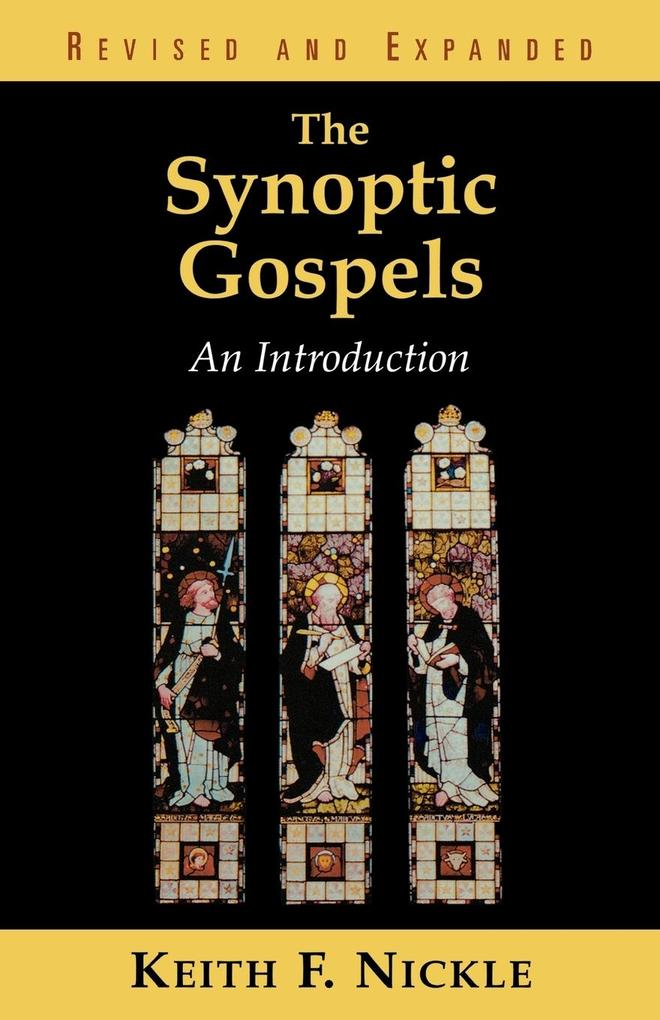 Synoptic Gospels als Buch