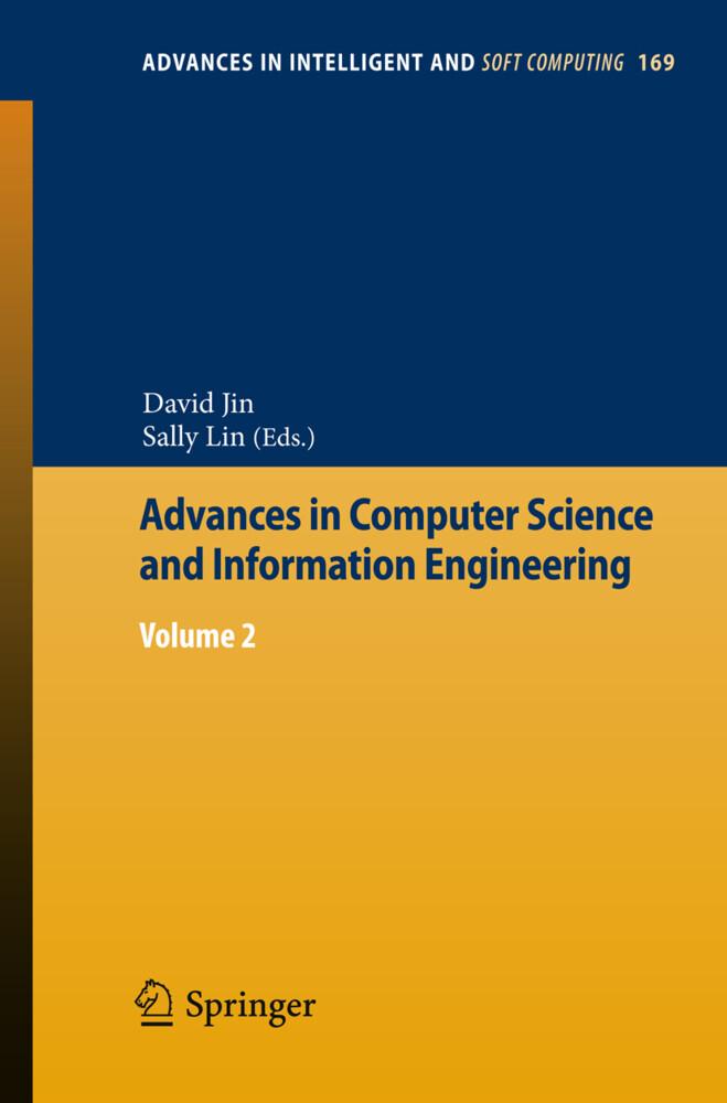 Advances in Computer Science and Information Engineering 2 als Buch von
