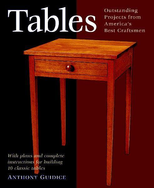 Tables: With Plans and Complete Instructions for 10 Tables als Taschenbuch