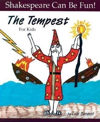 """The """"Tempest"""" for Kids als Taschenbuch"""