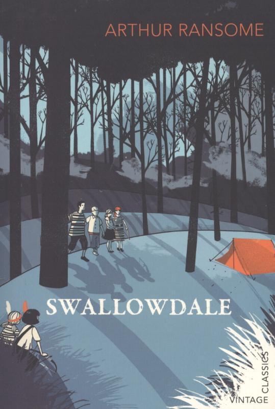 Swallowdale als Taschenbuch