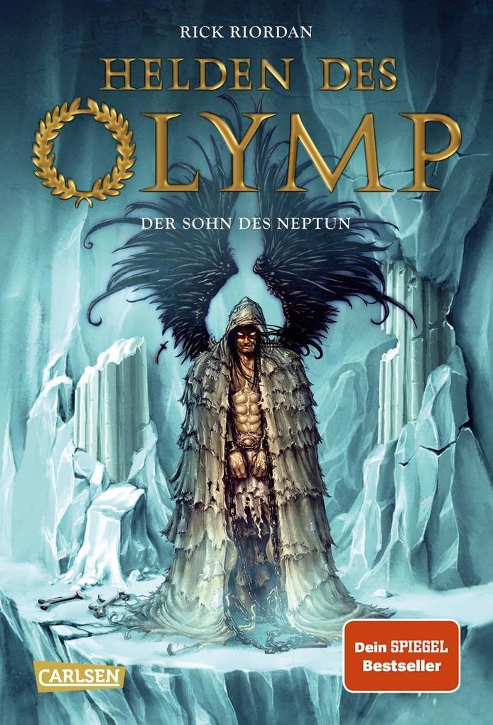 Helden des Olymp 02. Der Sohn des Neptun als Buch