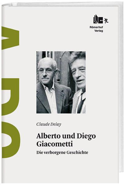 Alberto und Diego Giacometti als Buch