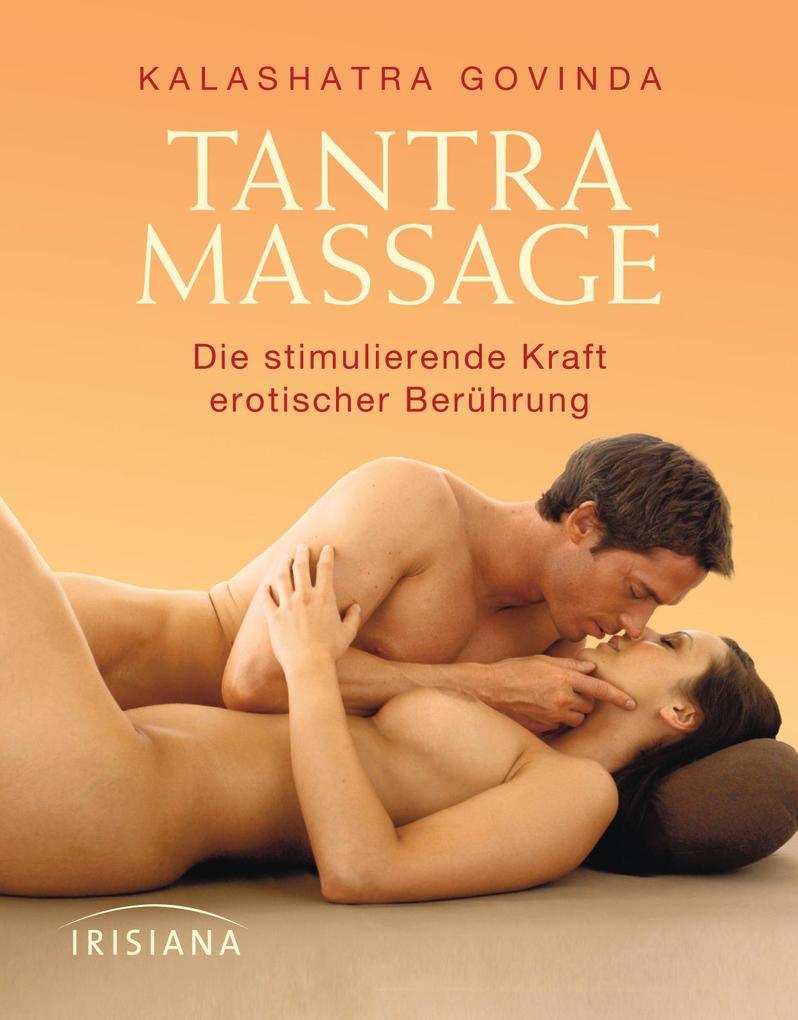 Tantra Massage als Buch