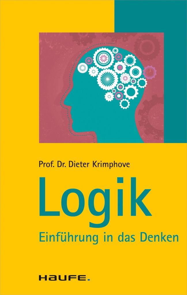 Logik als eBook von Dieter Krimphove