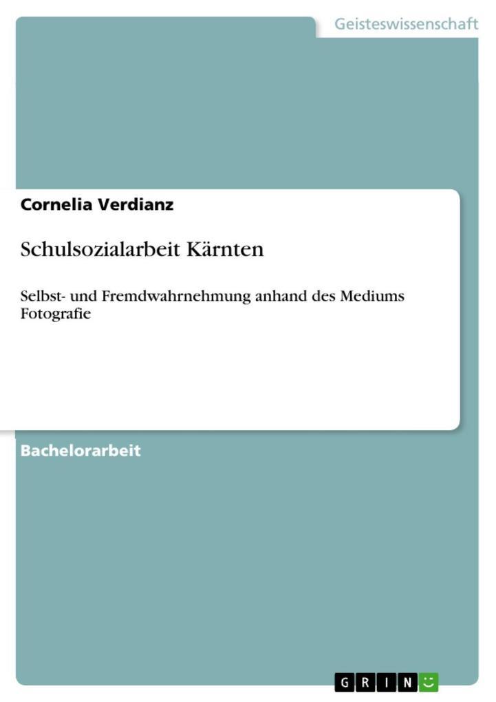 Schulsozialarbeit Kärnten
